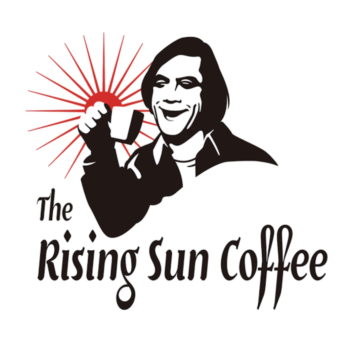 the rising sun coffee